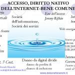 ACCESSO INTERNET E IL DANNO ALLA PERSONA D Bianchi Convegno SIENA 13 marzo 2013
